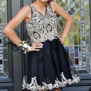 Dancing Queen Homecoming Dress Size Small